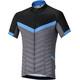 Shimano Climbers Fietsshirt korte mouwen Heren grijs/zwart